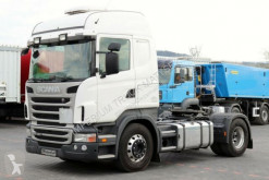 Scania R 420 / RETARDER/MANUAL/EURO 5 / HIGHLINE tractor unit