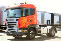 Tracteur Scania R 420/RETARDER/MANUAL/SPRING SUSPENSIO/HYDRAULIC