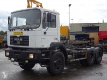 MAN FE tractor unit used