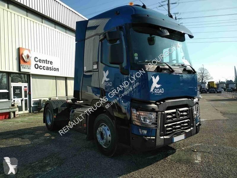 Voir les photos Tracteur Renault Gamme T 460 X Road