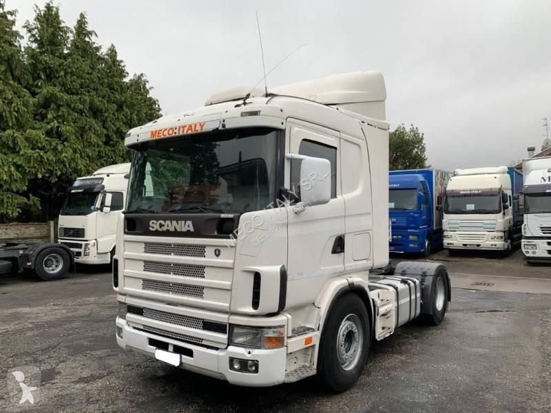 Voir les photos Tracteur Scania L 144L460