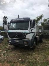 Cabeza tractora Mercedes Actros 2035 usada
