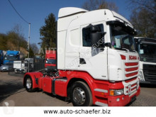 Used hazardous materials / ADR tractor unit Scania R 440/ADR/ Kipphydraulik/ EURO 6