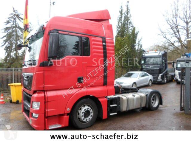 Prohlédnout fotografie Tahač MAN TGX 18.400 LLS/ EURO 6