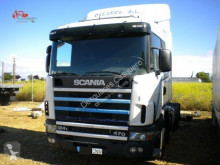 Tracteur Scania 124 L 470 occasion