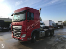 DAF XF 510 tractor unit used