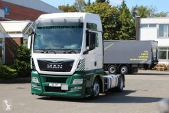 Used low bed tractor unit MAN TGX 18.400