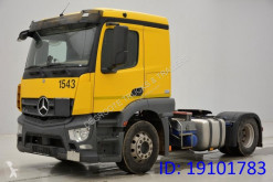 Cap tractor Mercedes Actros transport periculos / Adr second-hand