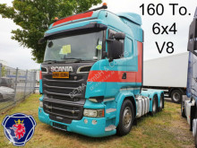 Scania R 580*Euro 6*Retarder*160 Tonnen*R730 R520 tractor unit