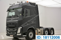 Ensemble routier porte engins occasion Volvo FH13