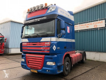 tracteur DAF FTXF 105-460 SUPERSPACECAB (MANUAL GAERBOX / / 2x TANK / INTARDER / AIRCONDITIONING)