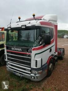 Tracteur Scania L 144L occasion
