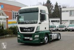 Çekici MAN TGX 18.400 XXL EURO6/Low Deck/2Tank/Navi/Kühlbox özel konvoy ikinci el araç