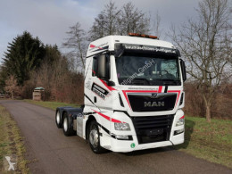 Porte engins MAN TGX occasion
