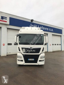 MAN TGX 18.480 tractor unit used low bed
