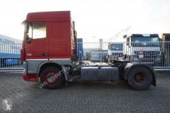 DAF XF105 tractor unit used hazardous materials / ADR