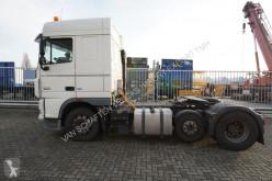 Cabeza tractora productos peligrosos / ADR usada DAF XF105
