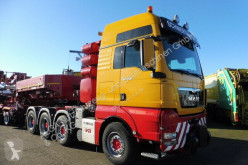 MAN exceptional transport tractor unit 41.680 BBS TGX 8x4, 250to., XXL, AHK, Intarder