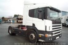 Cabeza tractora Scania L 124L360 usada
