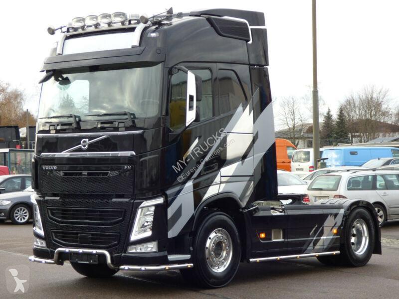 Voir les photos Tracteur Volvo FH 500