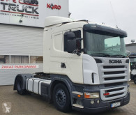 Cabeza tractora Scania R420, Steel/Air ,Manual, Retarder!! usada