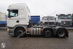 Cabeza tractora productos peligrosos / ADR usada Scania G 410