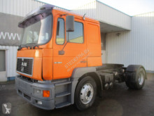 MAN F2000 tractor unit used