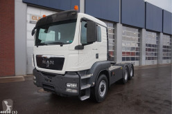MAN TGS 26.480 tractor unit used