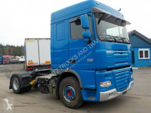 Cap tractor DAF XF105-410-MANUAL-ORGKM--SWISS TRUCK second-hand