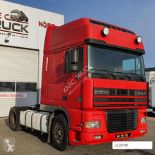 Tracteur DAF XF 95 480 Steel /Air, Manual Pomp, EURO 2, RETARDER occasion