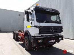 Mercedes SK 2650 tractor unit used