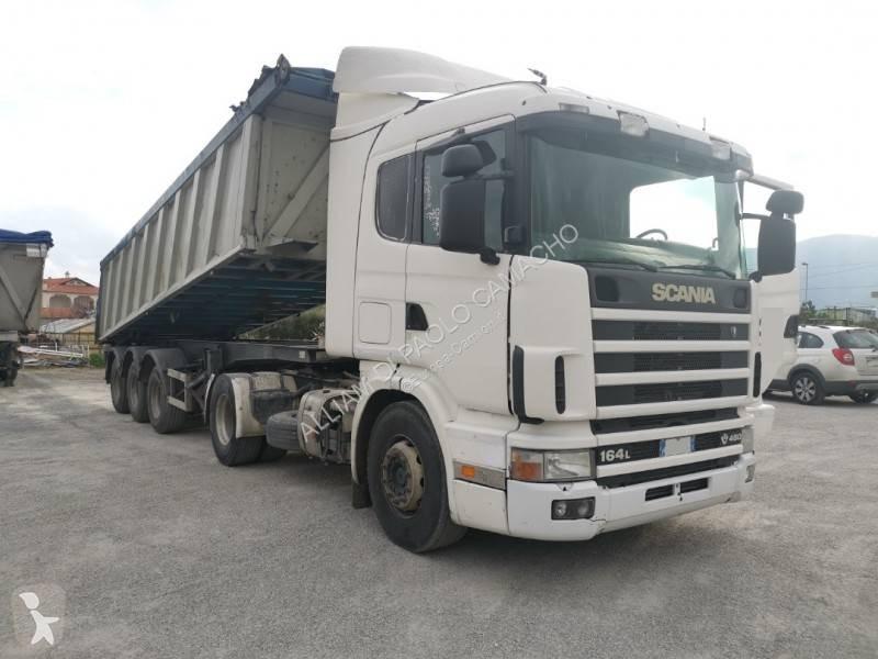 Voir les photos Tracteur Scania L 164L480