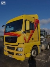 MAN TGX 18.360 tractor unit used