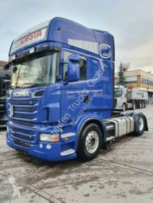 tracteur Scania R560 Topline Retarder Klima Standklima 1.HAND!!