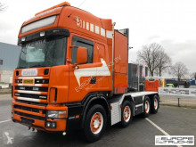 Scania R 144 tractor unit used
