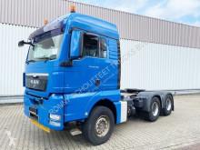 MAN TGX 33.540 6x4 BLS 33.540 6x4 BLS Schwerlast Szg, 120t, Intarder tractor unit used