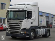 cabeza tractora Scania R 410*Euro 6*Retarder*Navi*Kipphydraulik*
