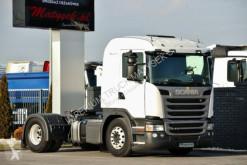 trattore Scania G 410/EURO 6/ RETARDER / MANUAL/KIPPER HYDRAULI