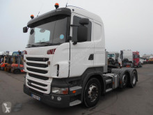 Scania R R 480 tractor unit used