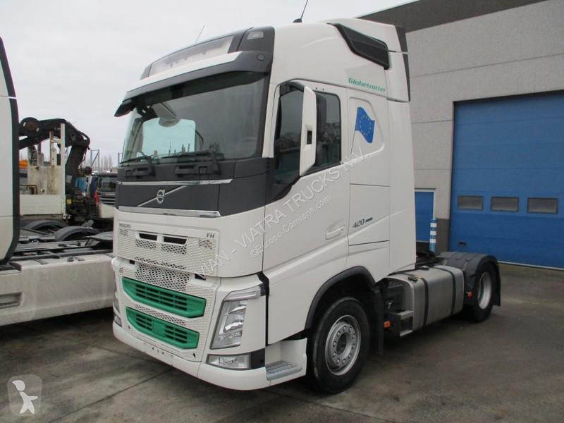 Voir les photos Tracteur Volvo FH 420