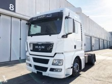 Used low bed tractor unit MAN TGX 18.480