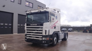Scania 114 - 380 (MANUAL GEARBOX / BOITE MANUELLE / RETARDER) tractor unit