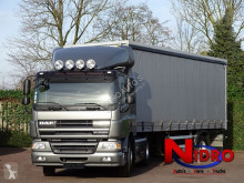 DAF CF75 tractor-trailer used tautliner