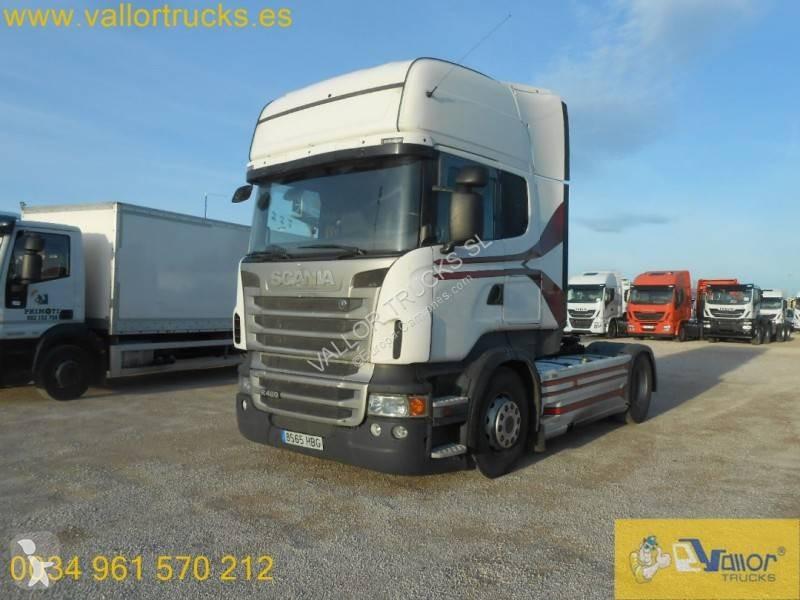Ver las fotos Cabeza tractora Scania R 480