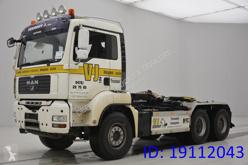 Voir les photos Tracteur MAN TGA 33.400
