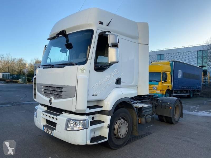 Voir les photos Tracteur Renault Premium 410 DXI