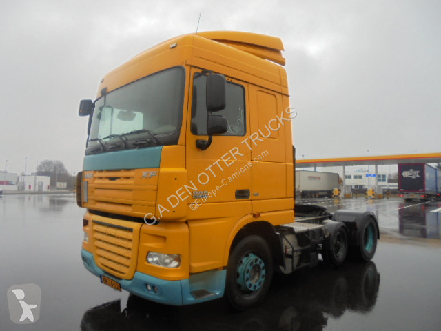 Ver as fotos Tractor DAF XF105 410