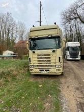Voir les photos Tracteur Scania R124 420