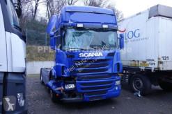 Tahač Scania R480 Topline- EURO 6- RETARDER- UNFALL použitý