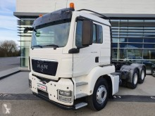 MAN exceptional transport tractor unit TGS 33.540